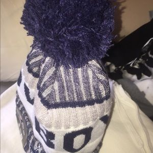 New Era Accessories - Dallas Cowboys Sport Knit On-Field Beanie Cap